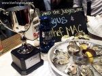 Oyster Shucking Battle Trophy