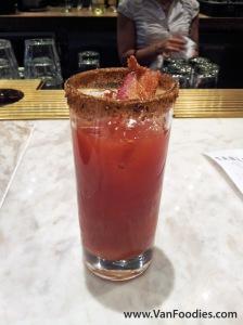Bacon Caesar