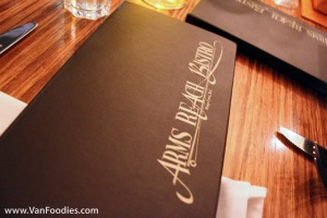 Dinner at Arms Reach Bistro