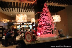 Ice Christmas Tree welcomes you