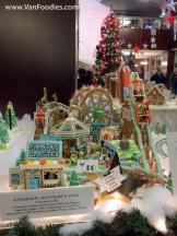 Gingerbread amusement park