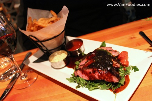 Heritage Angus Steak Frites
