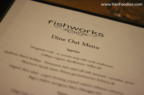 Dine Out at Fishworks