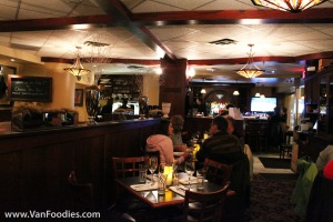 Inside Gramercy Grill