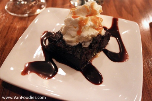 Szechuan Chocolate Brownie
