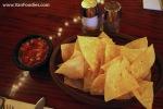 Tortilla Chips & Salsa to snackon