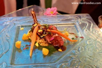 Indian Spiced Rack of Lamb