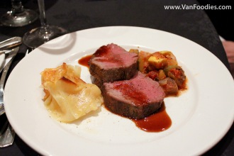 Roasted, Grain-fed CAB Beef Tenderloin