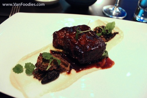 Eight-Hour Braised Short Rib