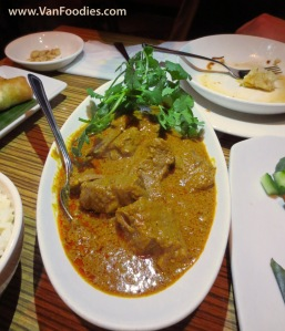 Rendang Beef Curry