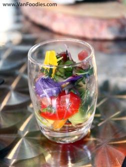 Marinated Fava Bean & Artichoke Salad
