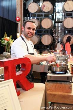 Chef/Partner Tyler Day