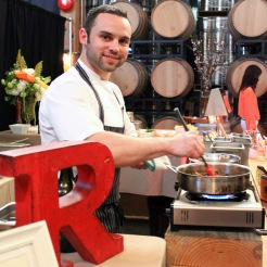 Chef/Partner Tyler Day