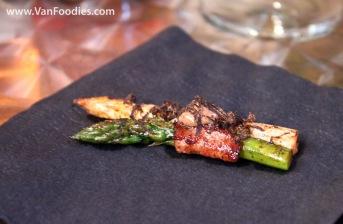 Prosciutto Roasted Asparagus