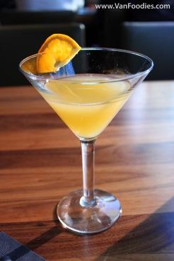 New tangerine cocktail