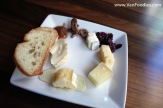 Selection of local and import cheese