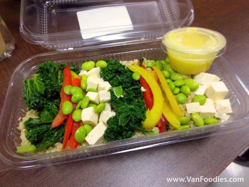 Quinoa + Kale