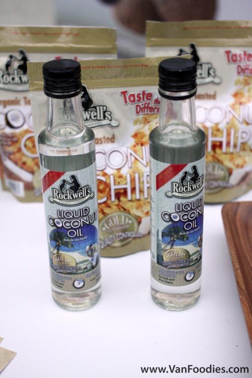 Rockwell Liquid Coconut Oil