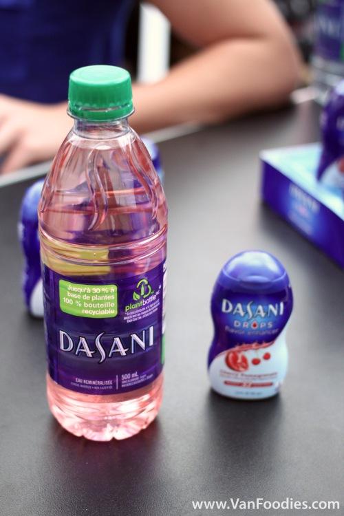 Dasani Water Flavour Enhancers
