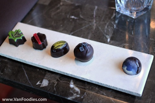 Chocolate Tasting at Koko Monk