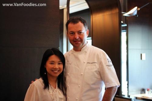 Chef David and Joyce