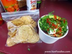 The Bambino Bowl with Tortilla Chips