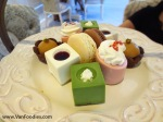 Plate of sweets