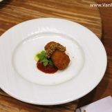 ORU - Smoked sablefish & Village Farms tomato