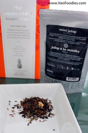 Davids Tea Mint Julep