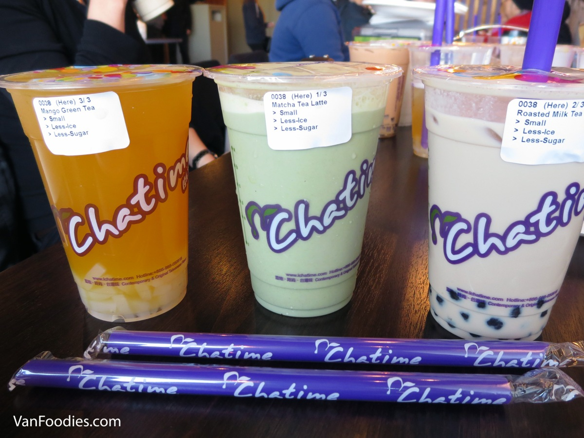 Chatime Surrey - Customize Your Drinks!