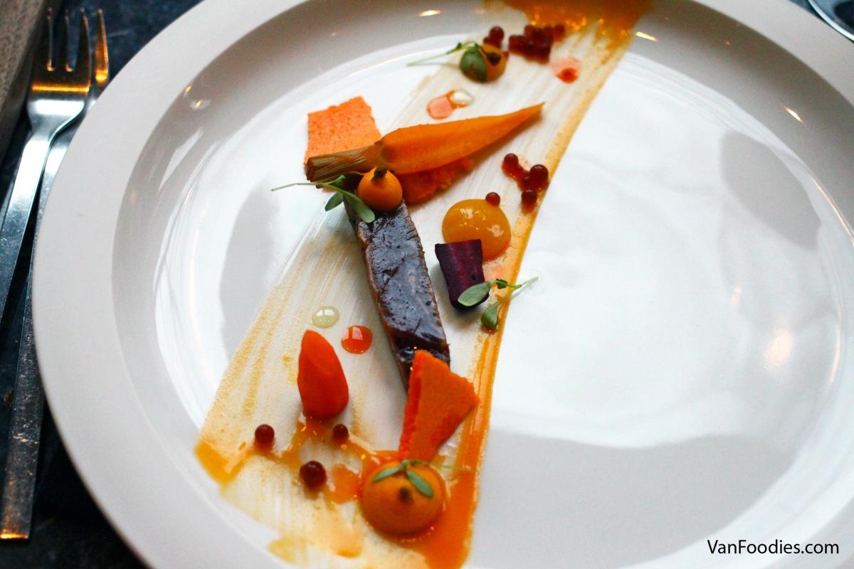 Bauhaus Restaurant - Chef's Tasting Menu