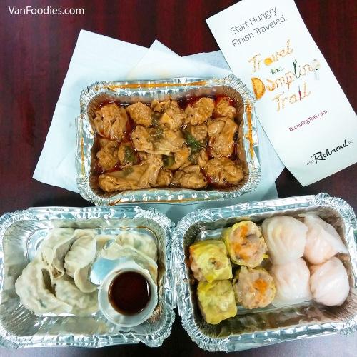 Dumplings for Lunch