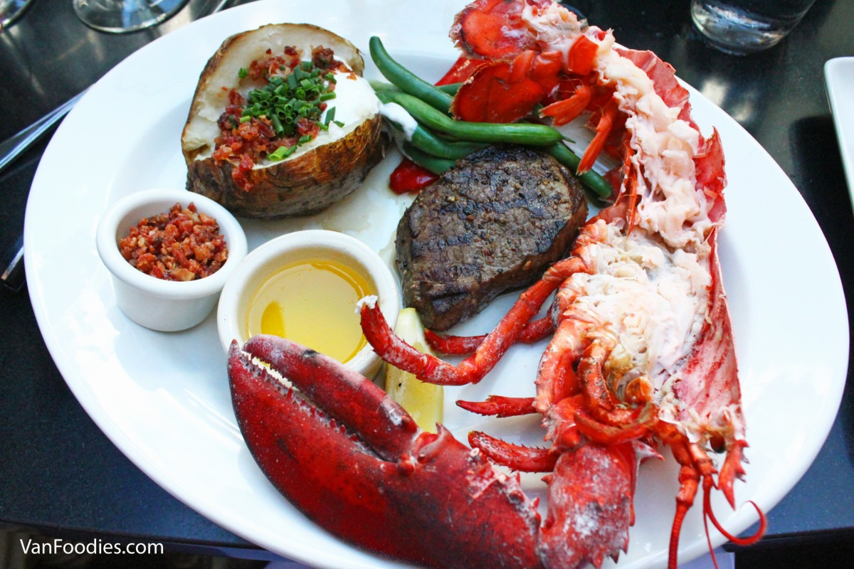The Keg Steakhouse - Lobster Summer Menu 2016