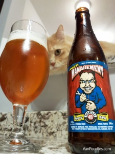 Seasons Greetings Day 3 -Parallel 49 Anger Management Angry IPA