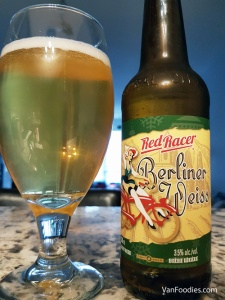Seasons Greetings Day 4 - Central City Red Racer Berliner Weiss