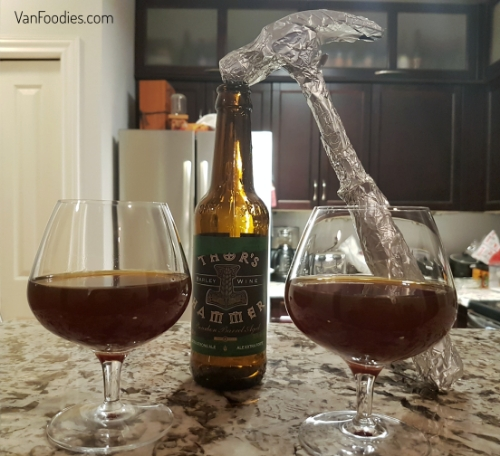 Seasons Greetings Day 18 - Central City Thor's Hammer Bourbon Barrel Aged