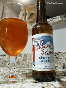 Seasons Greetings Day 14 - Red Racer Three Peaks Belgian Tripel