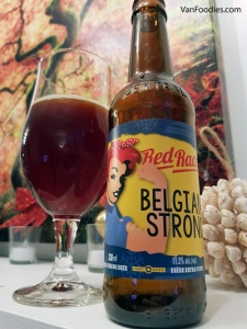 Seasons Greetings Day 16 - Red Racer Belgian Strong