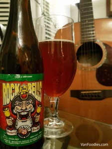 Seasons Greetings Day 21 - Parallel 49 Rock The Bells Cranberry Sour