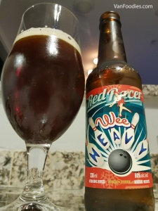 Seasons Greetings Day 22 - Red Racer Wee Heavy
