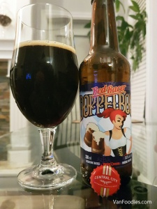 Seasons Greetings Day 6 - Central City Red Racer Doppelbock