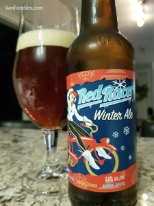 Seasons Greetings Day 8 - Red Racer Winter Ale