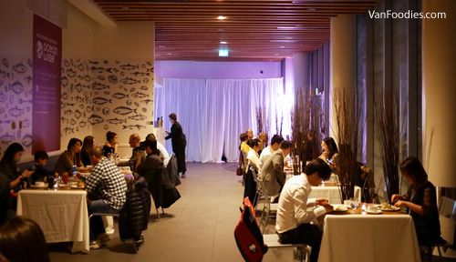 Vancouver Aquarium Pop-up Restaurant 2017 Dine Out