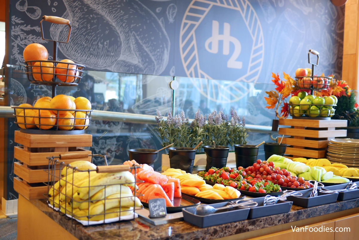 Brunch Buffet at H2 Rotisserie & Bar + Giveaway