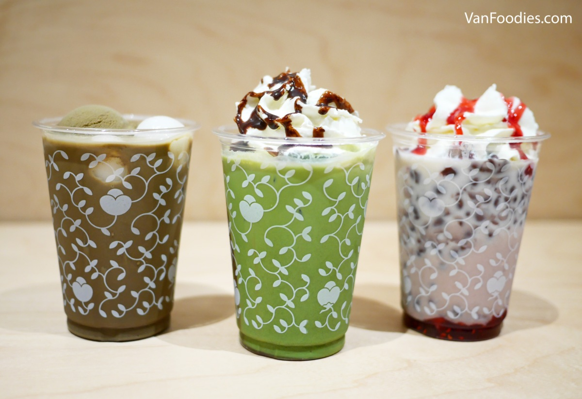 Nana's Green Tea opens in Vancouver on June 6