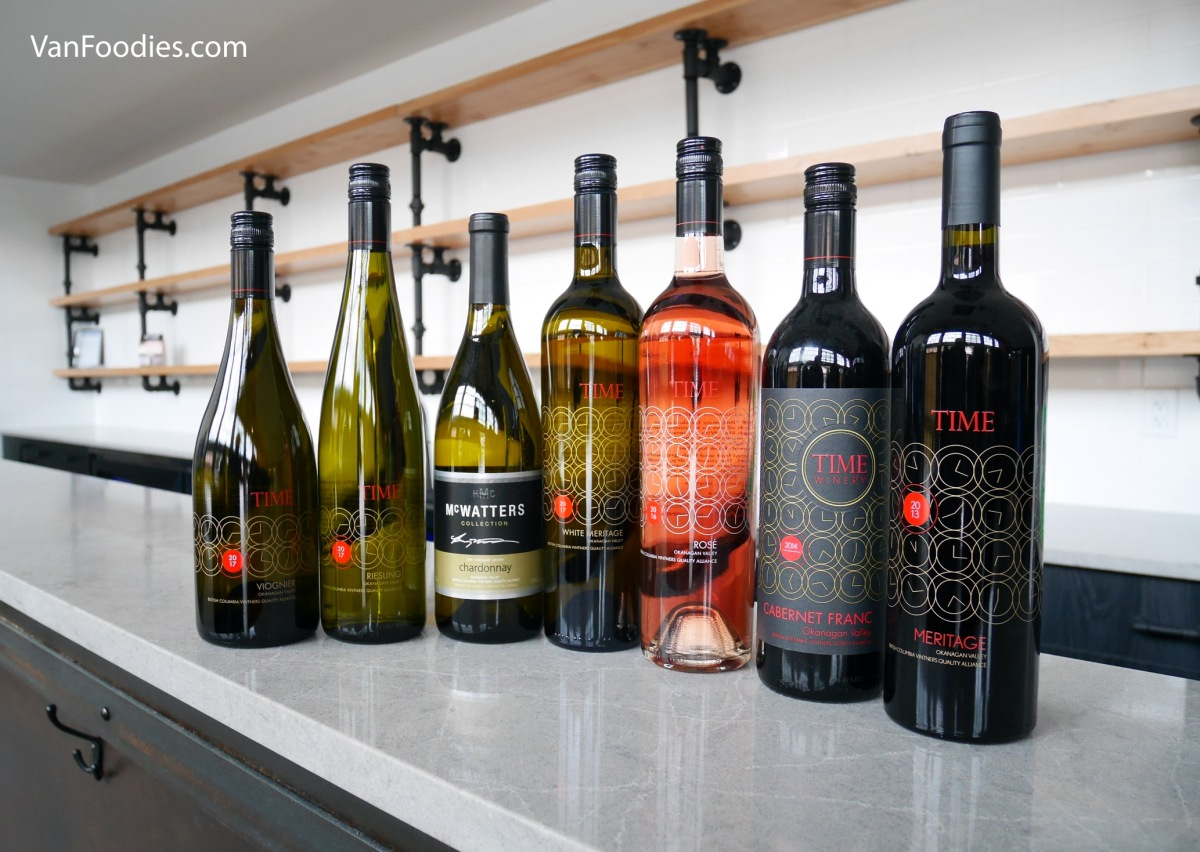 [Wine] TIME Winery & Kitchen, Penticton