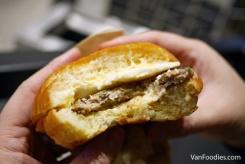Eggslut Vegas - Sausage, Egg & Cheese Sandwich