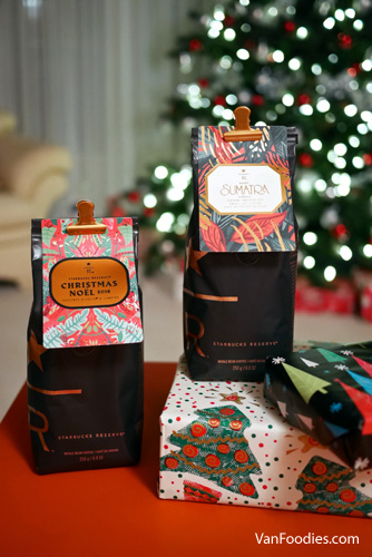Starbucks Canada 2018 Christmas Gifts
