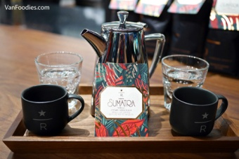 Starbucks Reserve Siphon Experience 06
