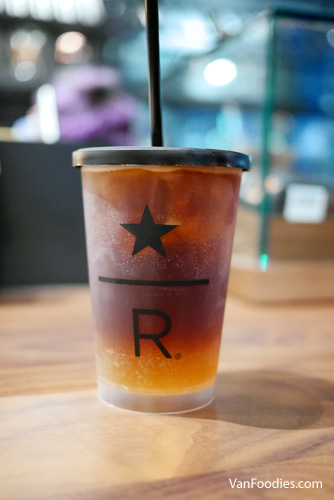 Starbucks Spiced Ginger Cold Brew